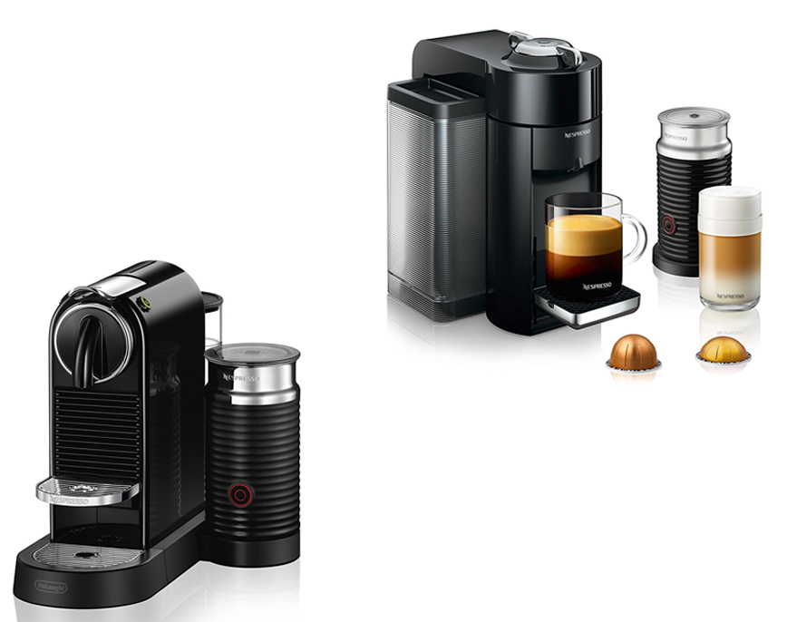What Is Nespresso CitiZ And Evoluo How The Machines Look Like Can Offer To You